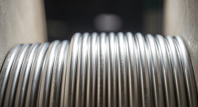 Seamless Coil Tube